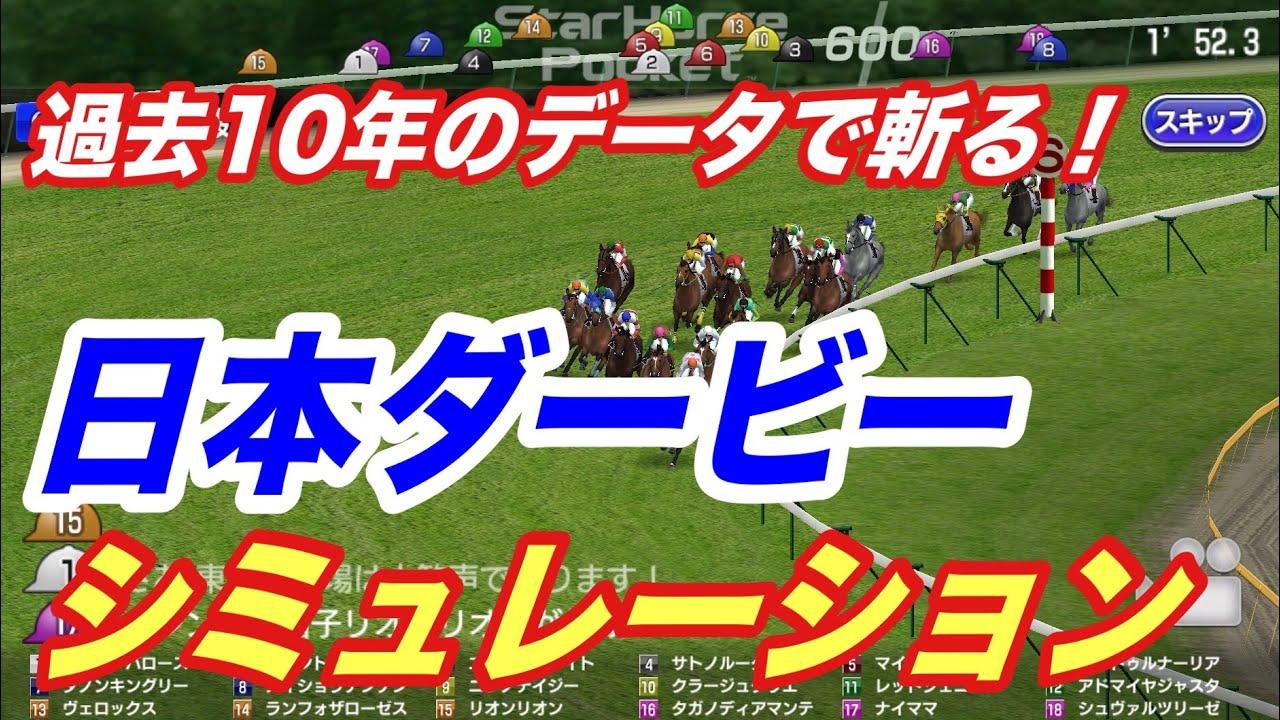 「競馬シミュレーション」の最新&最高な競馬予想動画をチェック!
