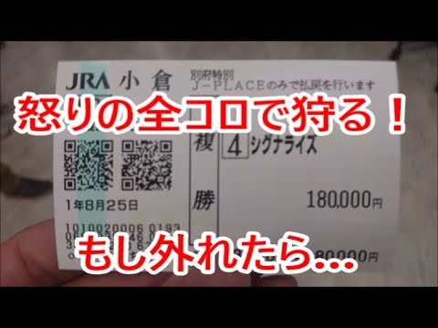 【競馬に人生賭けた】怒りの新潟2歳ステークス!?編【競馬 ...