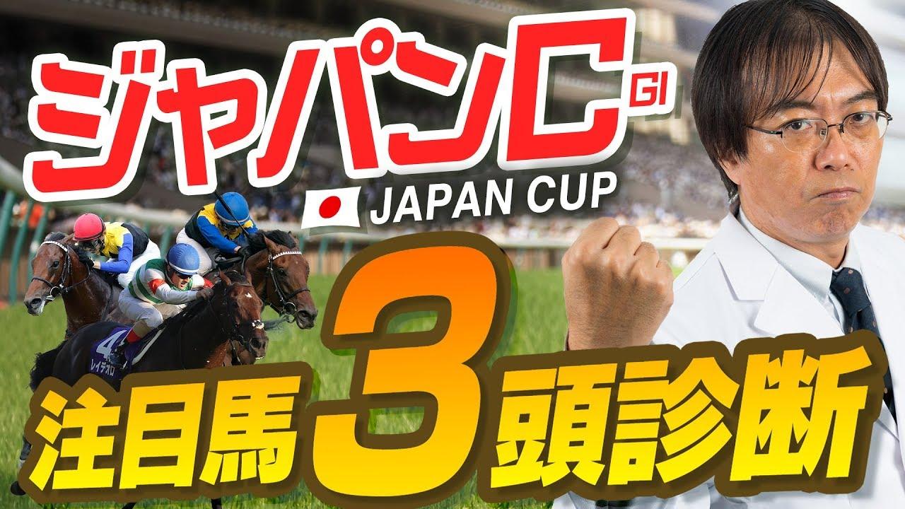 ジャパンカップの最新・最高な競馬動画をチェック!